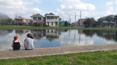 Chillin' on the Bayou