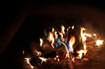 Colored Fire