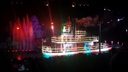 Fantasmic at Disney