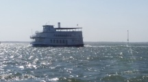Ferry to Fort Sumter