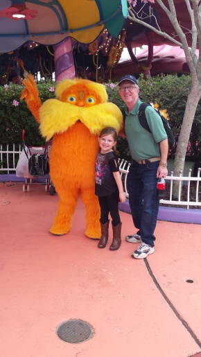 Meeting the Lorax