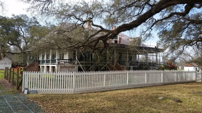 Oakland Plantation Main House