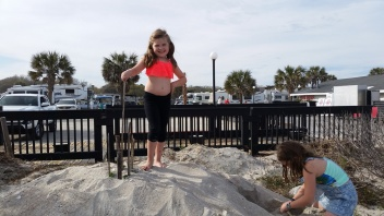Lainey's Sand Castle