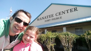 Pierce Manatee Center