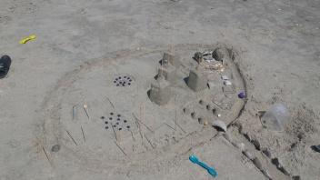 Sand Castle Town