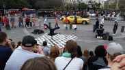 Street Show in French Quarter