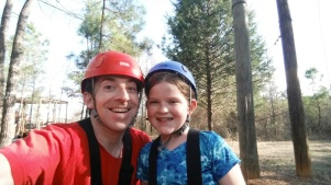 Out Zip Lining