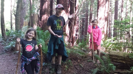 HikingRedwoods