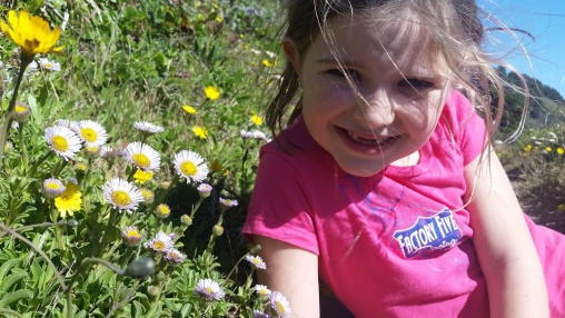 Lainey-and-her-flowers-OR